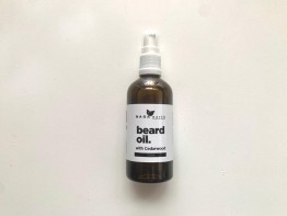 Beard Oil by Naga Earth