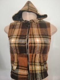 Lesedi Sleeveless Kids Blanket Jacket