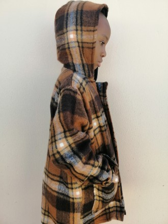 Atsile Kids Blanket Jacket